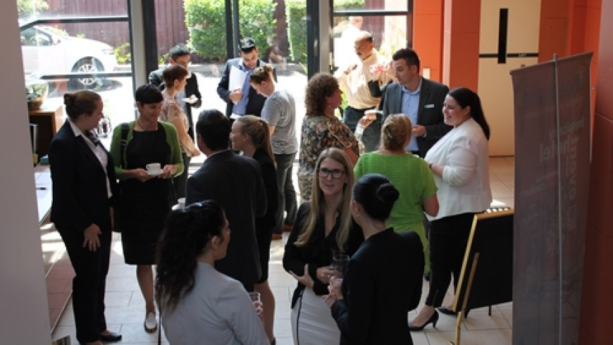 What are the best networking opportunities for event management students?