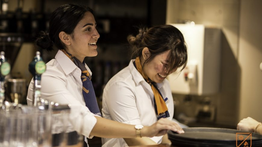 What are the soft and hard skills needed for a hospitality management career?