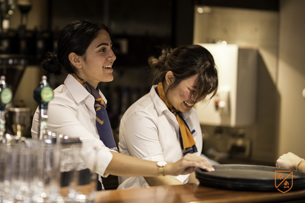 Success in hospitality management requires a mix of hard and soft skills.