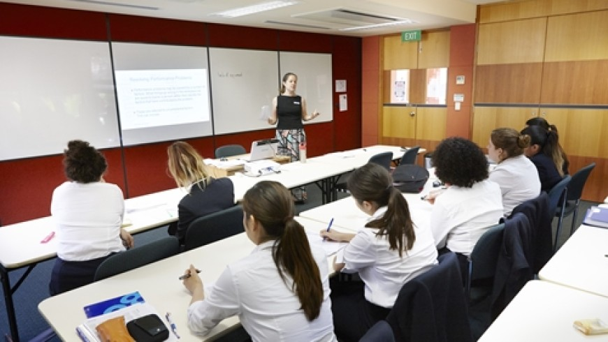 Discover the benefits of being taught by industry professionals