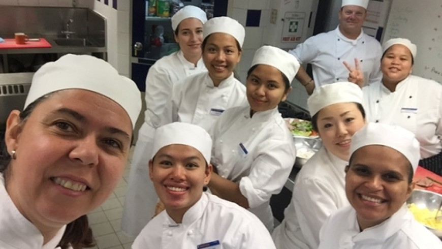 Insight into being a chef in the Australian hospitality industry with Andrew Christie