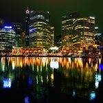 Darling Harbour is the home of the new ICC Sydney.
