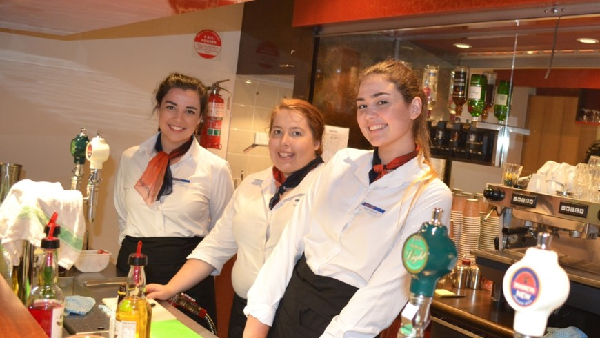 Career paths and valuable life skills in hospitality