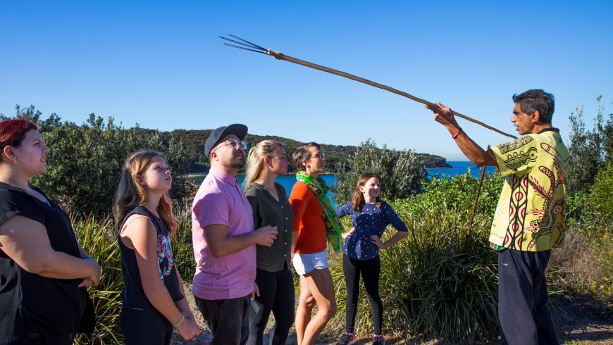 Introduction to Indigenous Australian's Food and Culture – Professional Development Program