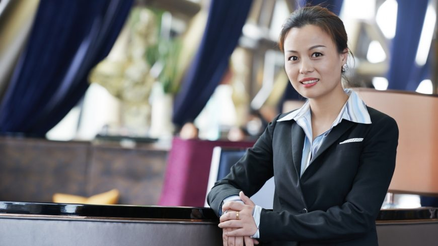 What's the work-life balance like in hospitality management?