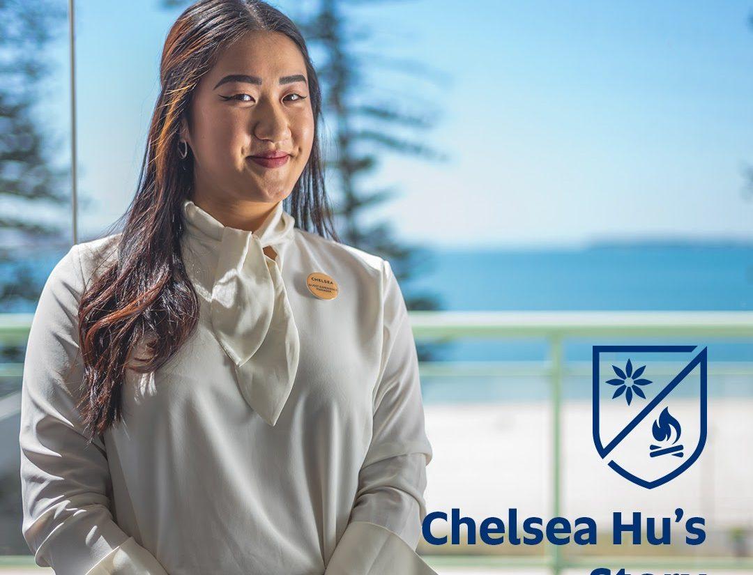 Success Story – Chelsea Hu
