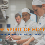 THE SPIRIT OF HOSPO – How Elaine and Her Cafe Business is Adapting to COVID-19 Challenges
